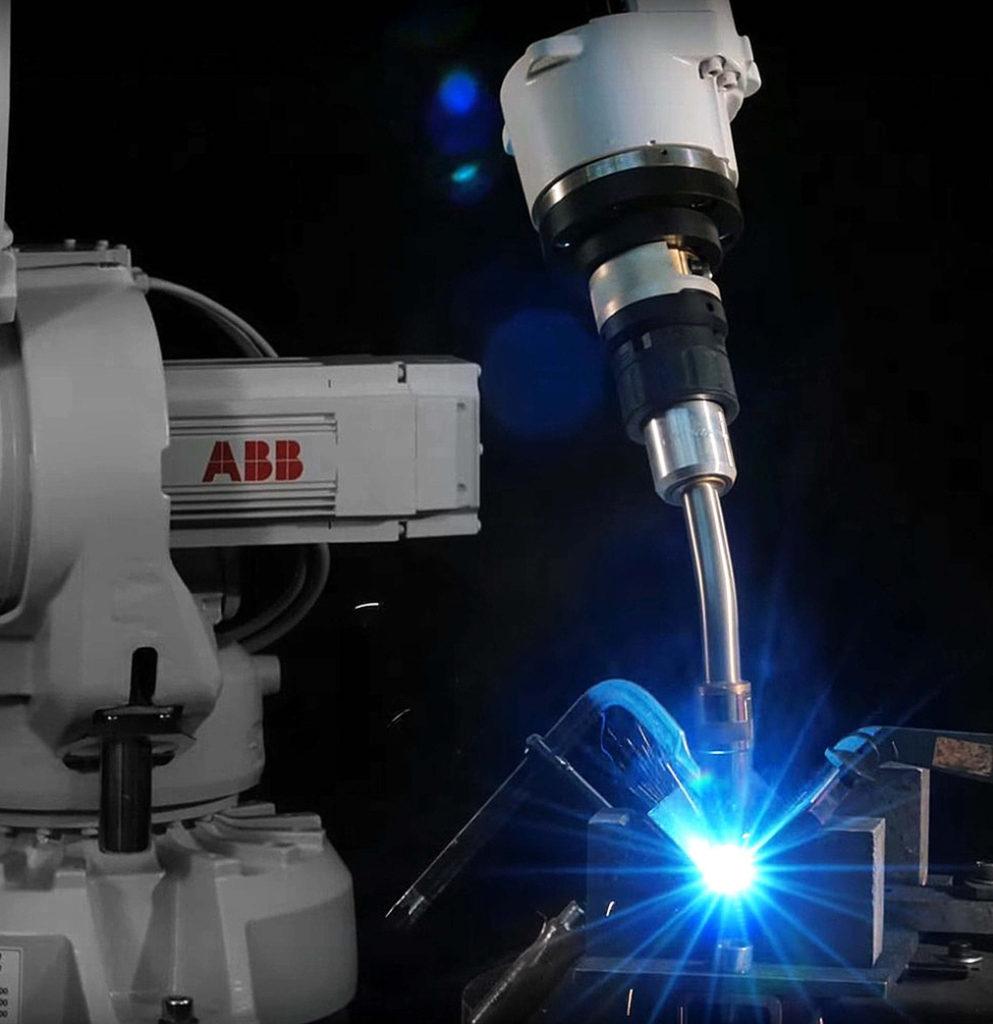 Industrial robots • Automatica SA