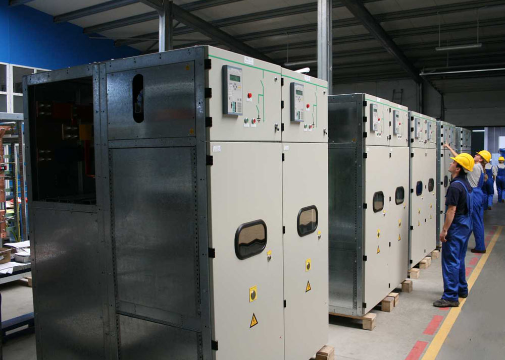 Medium Voltage Switchgears 7 2 Kv 12 Kv 24kv Automatica Sa